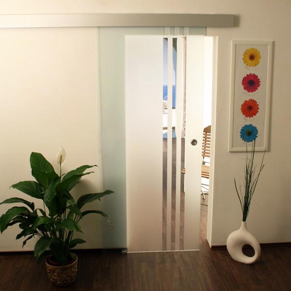 Schiebetür glas  Glasschiebetüren Super Angebote - Riesige Auswahl bei Glas-Shop24