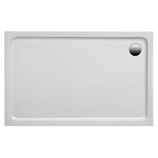 Walk-In Duschwanne 120 x 90 - Glasschiebetüren, Glastüren und ... | {Duschwanne flach 120 x 90 4}
