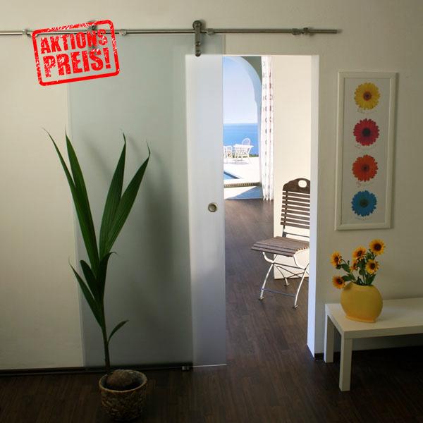 glasschiebet r set 1eg900 edelstahl satiniert mit griffmuschel glasschiebet ren glast ren und. Black Bedroom Furniture Sets. Home Design Ideas