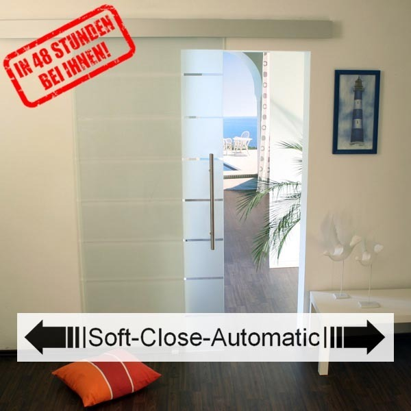 glasschiebet r set 5as 900 softclose glasschiebet ren glast ren und beschl ge. Black Bedroom Furniture Sets. Home Design Ideas