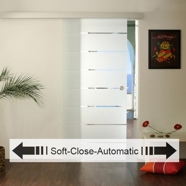 glasschiebet r set 5ag775 soft close automatic glasschiebet ren glast ren und beschl ge. Black Bedroom Furniture Sets. Home Design Ideas