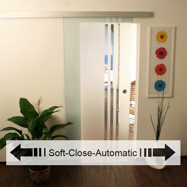 glasschiebet r set 6ag1025 soft close automatic glasschiebet ren glast ren und beschl ge. Black Bedroom Furniture Sets. Home Design Ideas