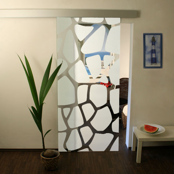 glasschiebet r set 35ag glasschiebet ren glas schiebet ren. Black Bedroom Furniture Sets. Home Design Ideas